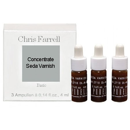 Chris Farrell: Concentrate Seda Varnish - PURELL BASIC (3x4ml) (12 ml)