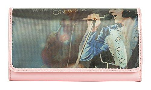 Big Handbag Shop, Poschette giorno donna Design 2 - Pink