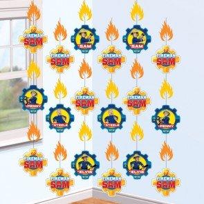 Amscan International 99021822m Feuerwehrmann Sam String Dekoration Kit