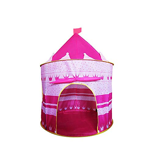 HUANDATONG Prinzessin Spielzeug Kinder Tipi Zelt Mädchen Spielzeug für 3-12 Jahre alt, Kinder Spielen Zelt Geschenk für Mädchen 3-12 Jahre alt Zelt für Kinder 3-12 Jahre alt Mädchen