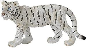 Collecta - Col88429 - White Tiger Quién Walk - Talla M