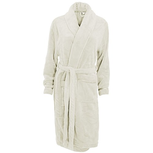 Robe de chambre polaire - Femme Rose