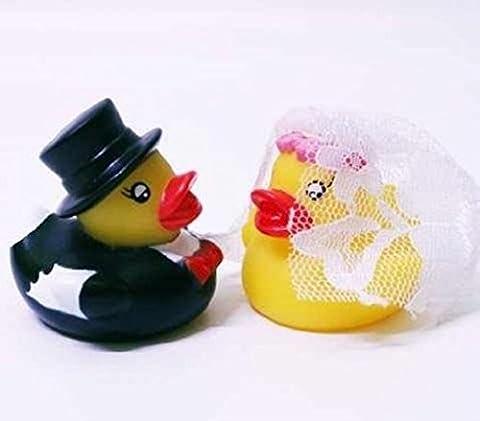 HAAC Ente Badeente Brautpaar Hochzeitspaar