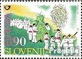 Prophila sellos para coleccionistas: Eslovenia 225 (completa.edición.) nuevo con goma original 1998 nacionales festivales y Vacaciones