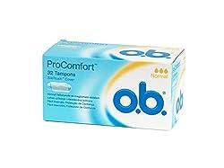 o.b. ProComfort Applikator Normal Tampons Testberichte bei