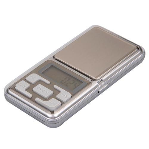 TOOGOO(R) Mini Electronic digital Balance Weight Scale 0.01-200g