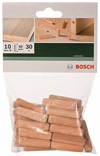 Bosch Dübel (30 Stück, Ø 10 mm)