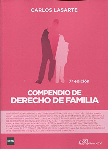 Compendio de derecho de familia (7ª ed. - 2017)
