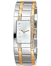 Esprit Womens Quartz Watch, Analogue Classic Display and Stainless Steel Strap ES000M02884