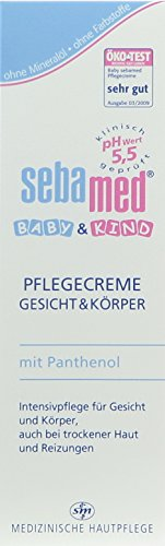Sebamed Baby & Kind Pflegecreme, 75 ml (2er Pack)