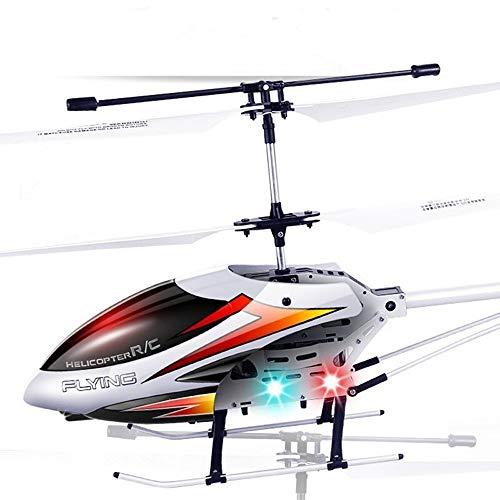 Ycco 3,5 Kanal Riesige Crash Resistance Fernbedienung Flugzeug Flugzeug Spielzeug RC Hubschrauber Mit Led-leuchten Stabile Eingebaute Gyro System Super Einfach zu Fliegen Einfach Zu Lernen Gute Bedien