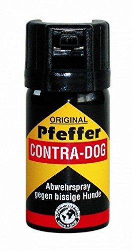 Pfefferspray (40 ml/Nebel) Contra-Dog Man