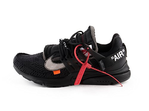 Nike Air Presto x Off White – Black/White-Cone - 2