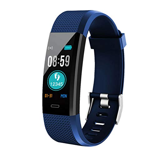 UIMI F0s Smart/Fitness Band (Blue)