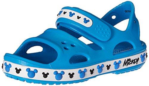 Crocs Crocband Ii Mickey Ps Sandal Océan
