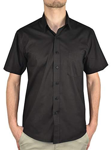 3531f203ab Camicia nera uomo - Classifica & Recensioni - Migliori Marche ...