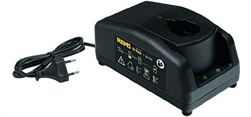 REMS eco-press-Ladegerät Rapido ion-li/Ni-CD 230V -