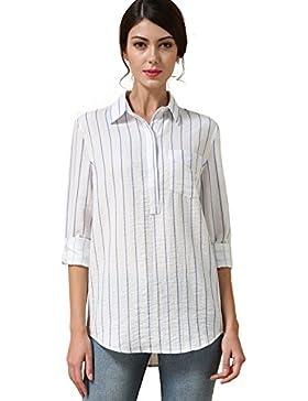 HieasyFit - Camisas - con botone