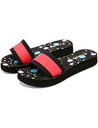 Pantofole estive femminili Abbigliamento esterno Pendenza Incremento Sandali inclinati ( dimensioni : EU39…