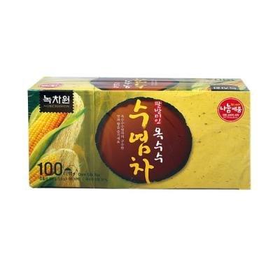 Nokchawon sélection de thés orientaux de thé bio soie de maïs corée 100T