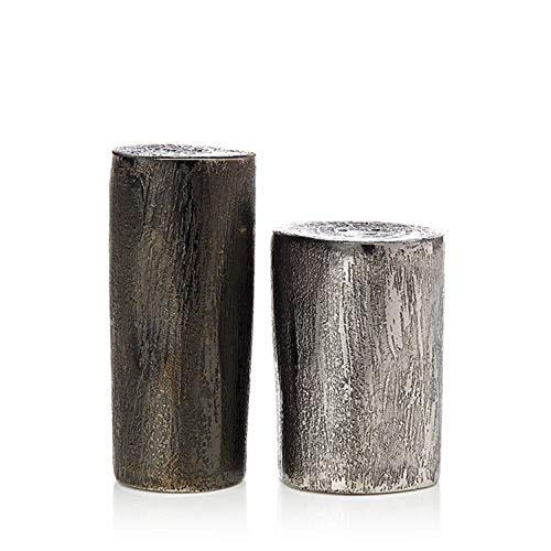 Michael Aram #112327 Salz- und Pfefferstreuer Driftwood (modern) (Michael Aram Platte)