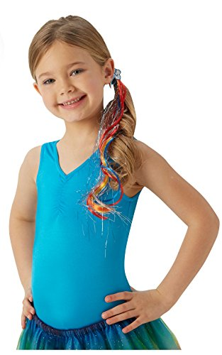 Rubie's Offizielle My Little Pony Rainbow Dash Haar Clip Kind Fancy Kleid Accessory (One Size) (Rainbow Kinder Kleid)
