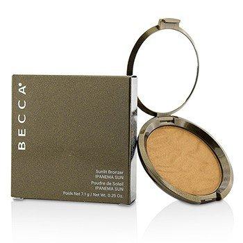 Becca Cosmetics Sunlit Bronzer, Ipanema Sun (Bronzer Sun)
