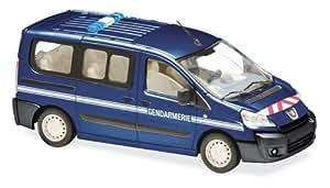 Solido - 143503 - Véhicule Miniature - Modèle À L'échelle - Peugeot Expert Tepee Gendarmerie - Echelle 1/43