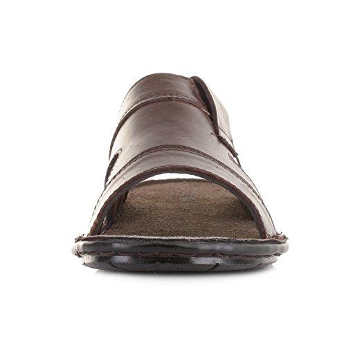 Shoestore , Herren Sandalen Braun