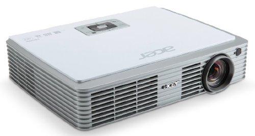 Acer K330 3D LED Projektor (Kontrast 4000:1, WXGA, 500 ANSI Lumen, HDMI, USB-A, 1GB Speicher)