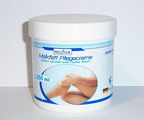 Melkfett Pflegecreme 250ml Hautpflege Creme Kälteschutz Körperpflege Baby 22