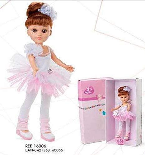 Berjuan- SOFY Bailarina Blanca Ref: 16006-19, (16006)