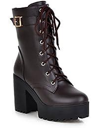Caída estilo moda hombres zapatos de Inglaterra/Zapatos altos de plataforma/Zapatos del estudiante-C Longitud del pie=25.3CM(10Inch) b1FBbohYd