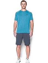Under Armour Herren Tech Short Sleeve Tee Kurzarmshirt, Blue Shift/Stealth Gray (929), XXL