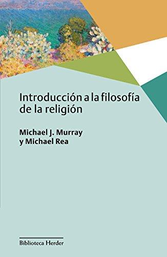Introducción a la filosofía de la religión (Biblioteca Herder)