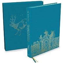 Harry Potter and the Prisoner of Azkaban: Deluxe Illustrated Slipcase Edition