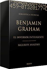 Biblioteca esencial Benjamin Graham par Benjamin Graham