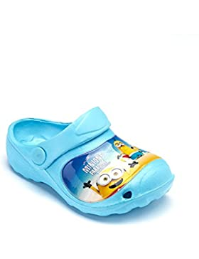 Minions / Ich einfach unverbesserlich Clogs / Sandalen für Kinder - Badeschuhe - Gr. 24-31