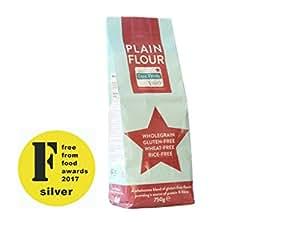 Gluten-Free Wholegrain Plain Flour