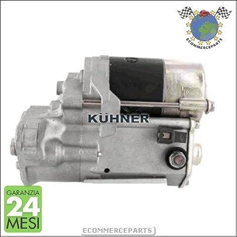 DM9 Arranque starter Kuhner TOYOTA COROLLA Wagon 1997 Gasolina> 200