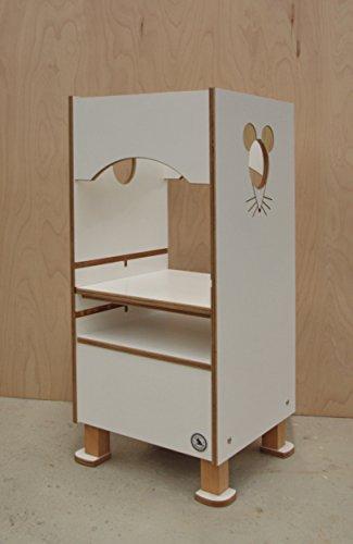 Mausguck II mit Höhenversstellung - Learning Tower - Entdeckerturm - Kitchen Helper