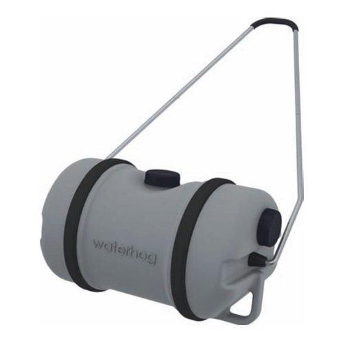 Streetwize Accessories - Cisterna d'acqua per caravan, bidone con ruote, trasporto facile, 51 litri