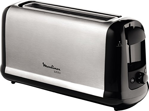 Moulinex LS260800 Grille-Pain Toaster Subito Longue...