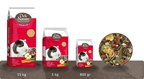 Deli Nature 15-030302 Premium für Meerschweinchen - 15kg -