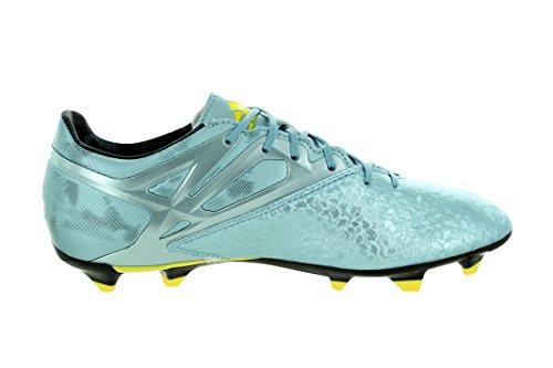 Adidas Messi 15,2 Fg / ag Crampons (7) Matte Ice Metallic/Bright Yellow/Black