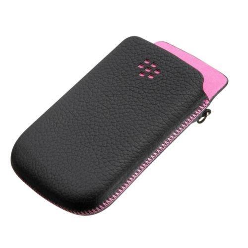 -002 Tasche/Schutzhülle für Blackberry Torch 9800/9810, &(Farbe schwarz) ()