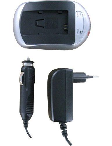 Ladegeräte für CANON VIXIA FS11, 220.0V, 1000mAh