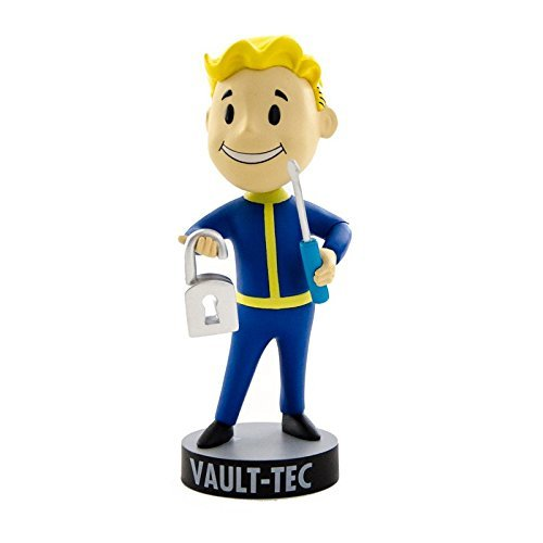 Fallout 4 Vault Boy 111 Bobble Head Series 1: Lock Pick -