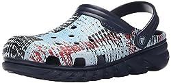 Crocs Duet Max Mesh Print Clog Unisex Slip on [Apparel]_203173-410-M6W8
