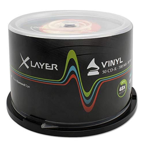 XLayer 105156 CD vergine